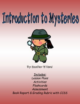 Mystery Unit Introduction