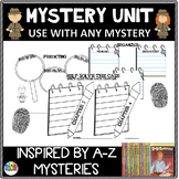 Mystery Unit Packet Book Study