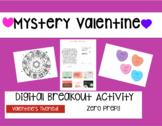 Mystery Valentine Digital Breakout