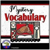 Mystery Vocabulary PowerPoint
