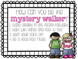 Mystery Walker