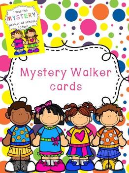 Mystery Walker Cards