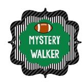 Mystery Walker Label Totally Teamwork