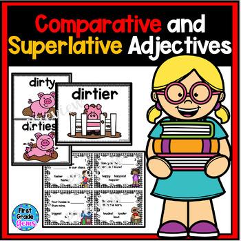 Comparative Endings-