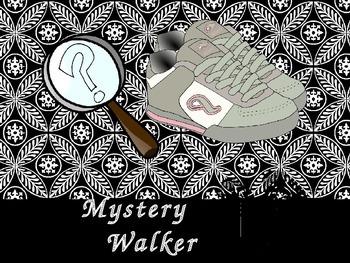 Mystery Walker Posters