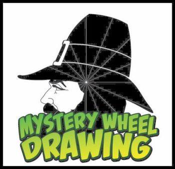 Mystery Wheel Drawing Art Worksheet - Pilgrim