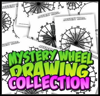 Mystery Wheel Drawing Collection