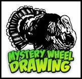Mystery Wheel Drawing - Turkey