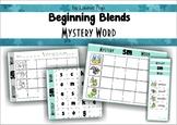 Mystery Word - Beginning Blends