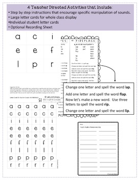 Long Vowel Practice: Building Words with Long A Vowel Patterns