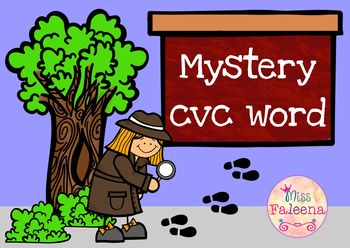 Mystery CVC Word