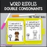 Mystery Word: Double Consonants
