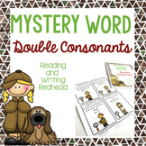 Mystery Word: Double Consonants
