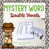 Mystery Word: Double Vowels