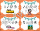 Mystery Word Work Task Cards - Ending Digraphs