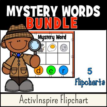 Mystery Words  CVC Bundle-Promethean Flipchart