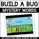 Mystery Words Game | Digital Hangman Game | Build a Bug