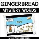 Mystery Words Game | Digital Hangman Game | Christmas Game