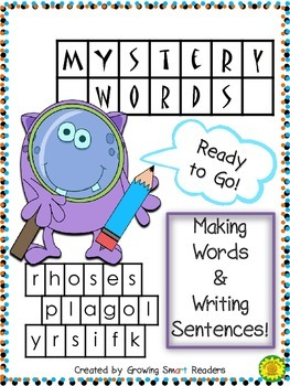 Mystery Words: Making Words