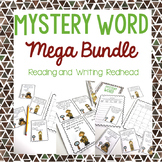 Mystery Word Mega Bundle