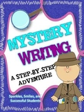 Mystery Writing- Common Core Aligned