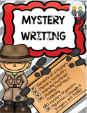 Mystery Writing ~ Mysteries with Evidence & Investigations