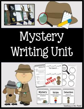 Mystery Writing Unit
