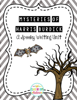 Mystery of Harris Burdick Story Writing