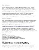 Mystery of Typhoid Mary