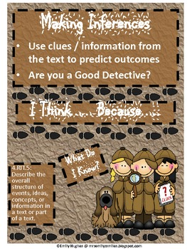 Mystery of the Missing Lunch Vocabulary Activities