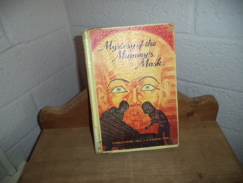 Mystery of the Mummy's Mask ISBN 0-8075-5384-0