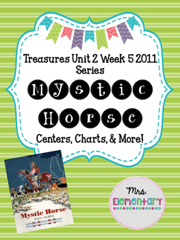 Mystic Horse Centers and Charts