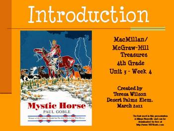 Mystic Horse  - Lesson Introduction