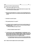 Mytbusters Young Scientists Challenge Scientific Method Worksheet