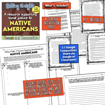 """Native Americans Myth-Busters! Students """"bust"""" 5 American Indian myths!"""