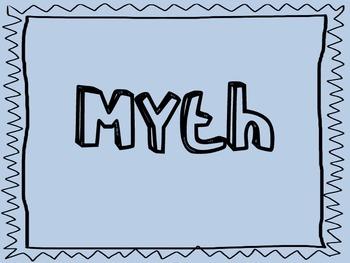 Myth Introduction