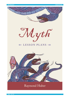 Myth Lesson Plans: Purpose and Patterns in Mythology
