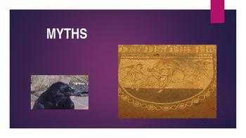 Myth Lesson Powerpoint