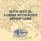 Myth Match: A Greek Mythology Review Game (Demo Version)