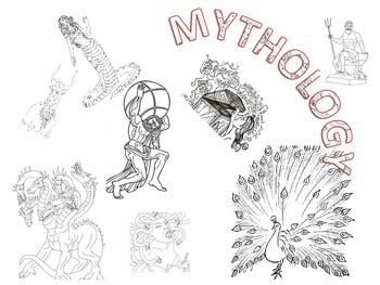 Myth Portfolio Cover