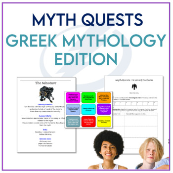 Myth Quests 1
