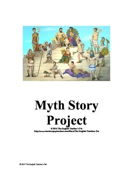 Myth Story Writing Project