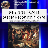 Myth and Superstition: Informational text, Reader's Theate