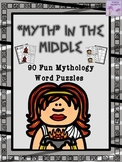 """Myth"" in the Middle Word Puzzles"