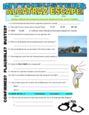 Mythbusters : Alcatraz Escape (video worksheet)
