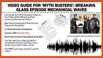 Mythbusters Breaking Glass ... by McFarlandScience | Teachers Pay ...