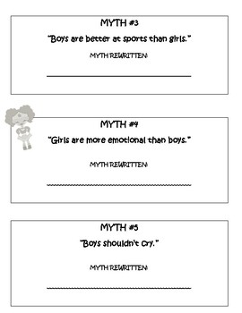 Mythbusters: Busting Myths about Women and Girls
