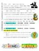 Mythbusters : Dumpster Dive (science video worksheet)