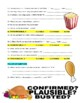 Mythbusters : Food Fables (video worksheet)