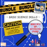 Mythbusters - Science Skills Sheet